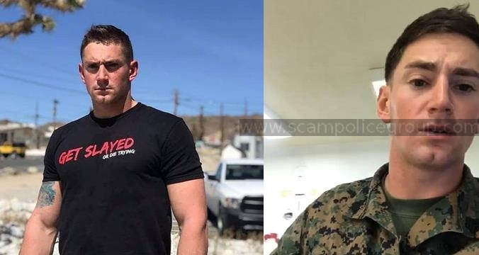 Scammers us photos army Scams