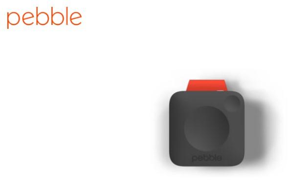 pebble