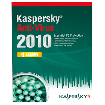Kaspersky Anti-Virus 2010 new+Serial