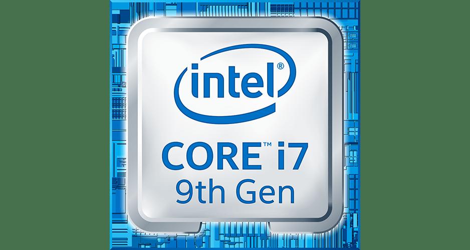 9th Gen i7 Performance