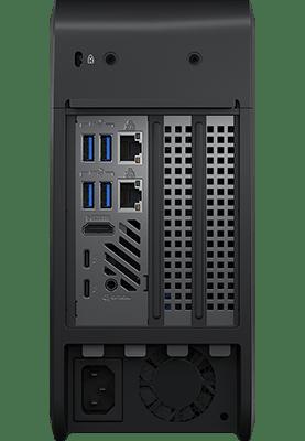 intel nuc 9 ports