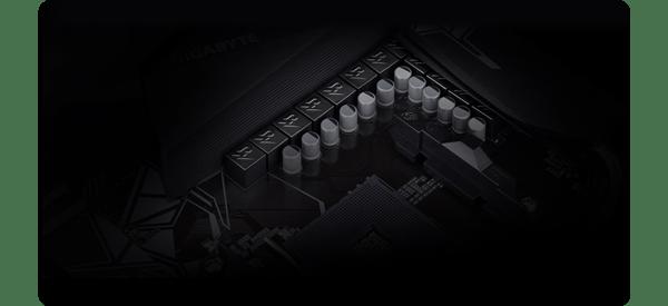 Gigabyte gaming x motherboard