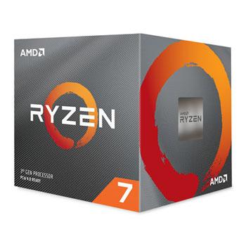 Amd Ryzen 7 3700x Gen3 8 Core Am4 Cpu Processor With Wraith Prism Rgb Cooler Ln99199 100 100000071box Scan Uk