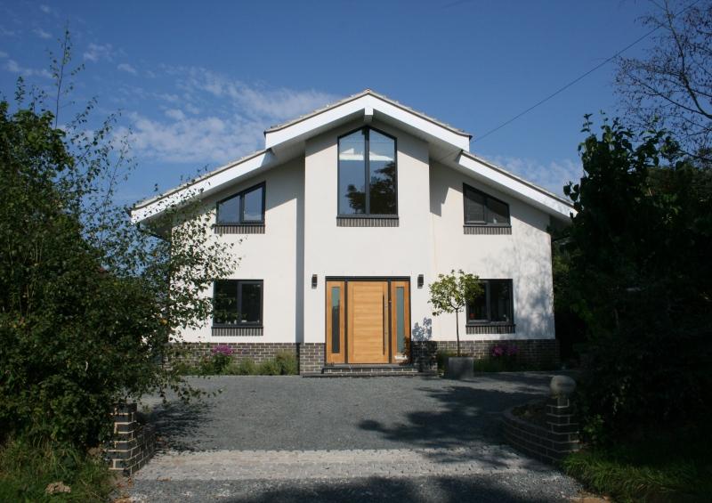 Scandia-Hus | Summerview | Timber Frame chalet design