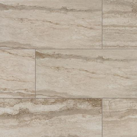 vettuno bisque 12 in x 24 in glazed porcelain floor and wall tile 15 6 sq ft case