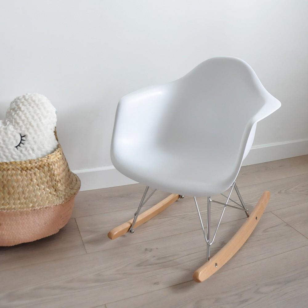 fauteuil a bascule enfant scandimag deco