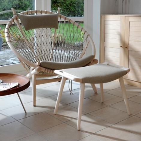 Pp Mobler Circle Chair Pp130 Design Hans Wegner 1986