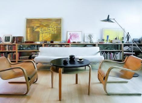 artek double coffee table 907b