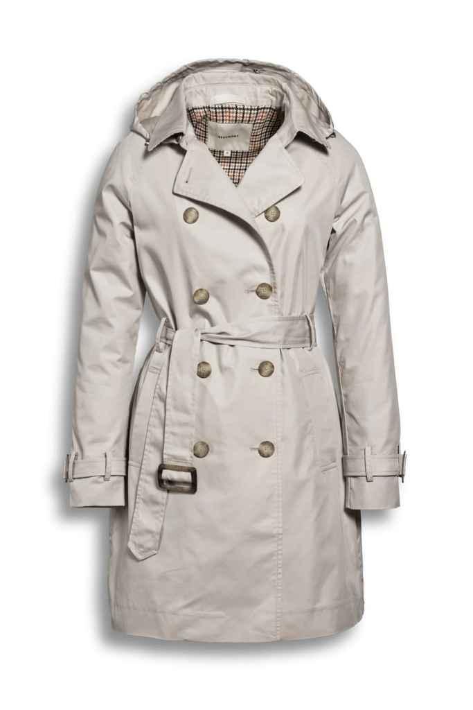 Beaumont trench coat