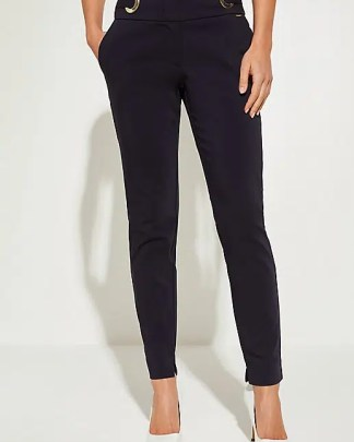 Comma Trousers Navy