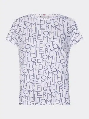 Tommy Hilfiger Alexis Relaxed T-shirt White