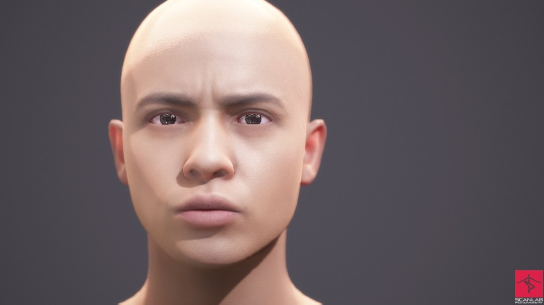 capturing facial movements for animation