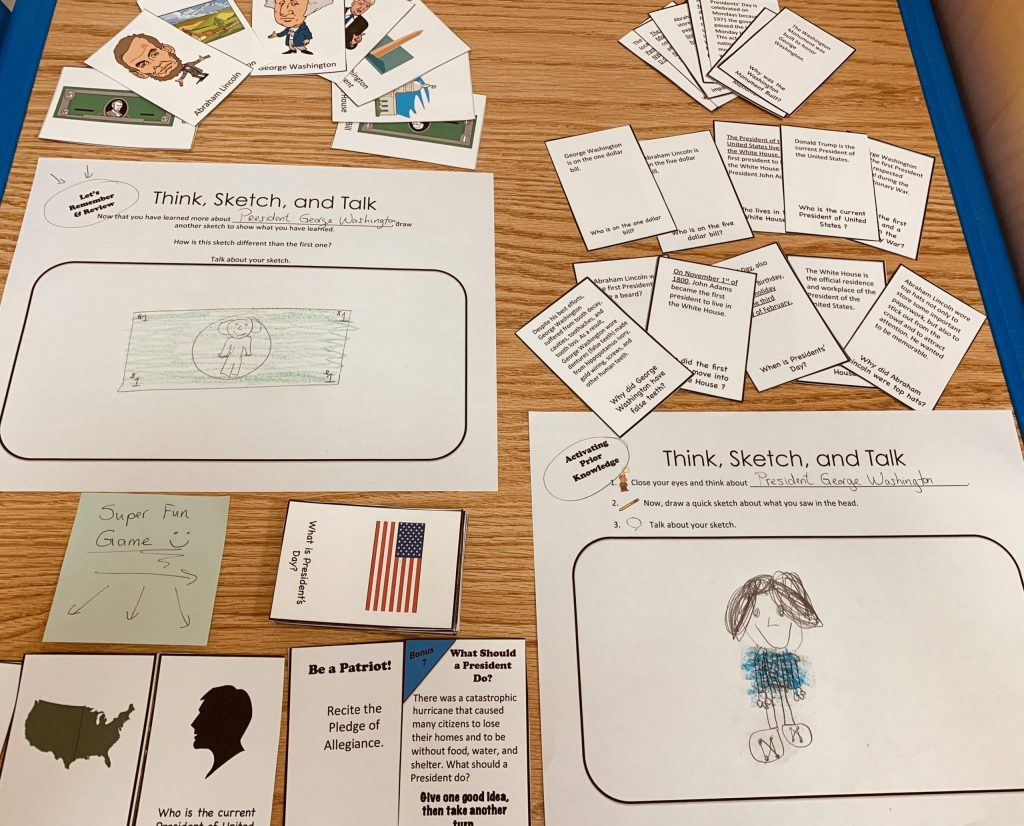 Fun President S Day Activities For Speech Therapy