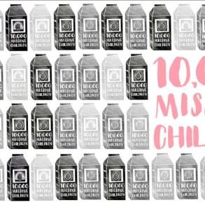 10,000 Missing Children