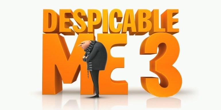 Despicable Me 3 Scannain Review