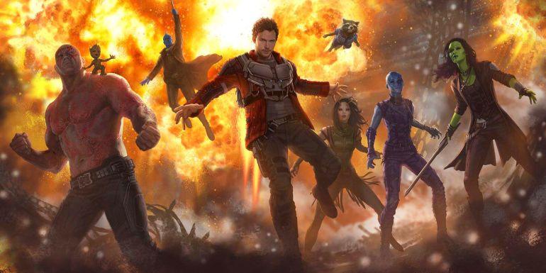 Guardians of the Galaxy Vol. 2 Scannain Review