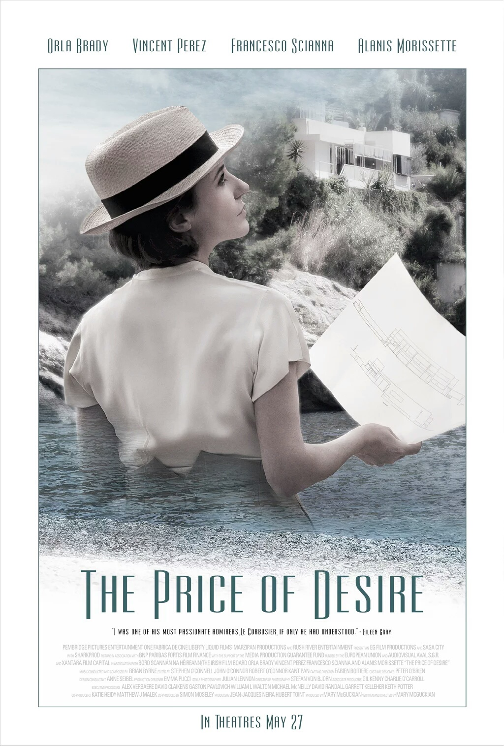 The Price of Desire - Poster