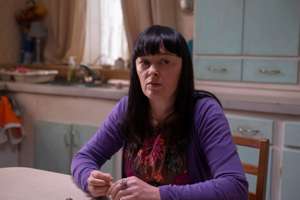 Bronagh Gallagher in A Bump Along the Way