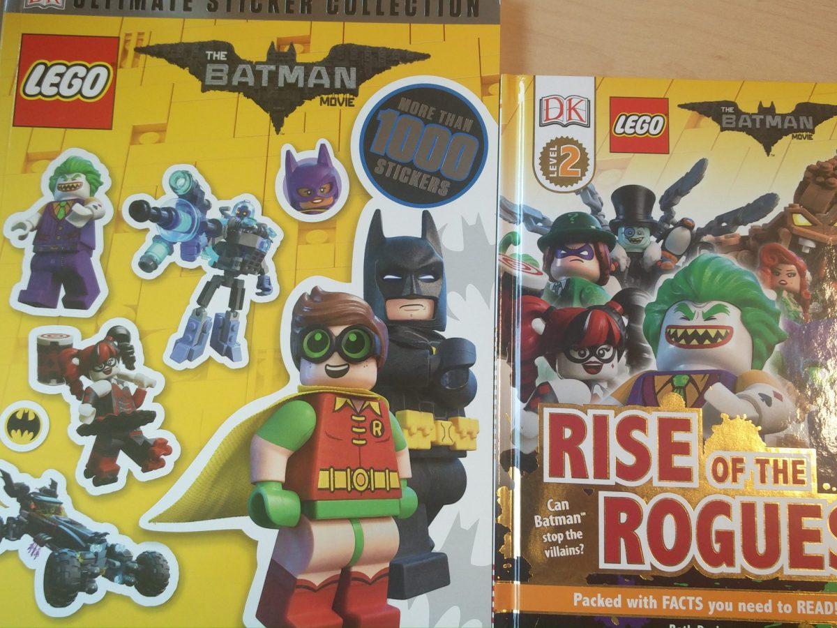 The LEGO Batman Movie Competition Prizes