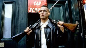 Vinnie Jones in Jameson Cult Film Club choice LOCK, STOCK AND TWO SMOKING BARRELS