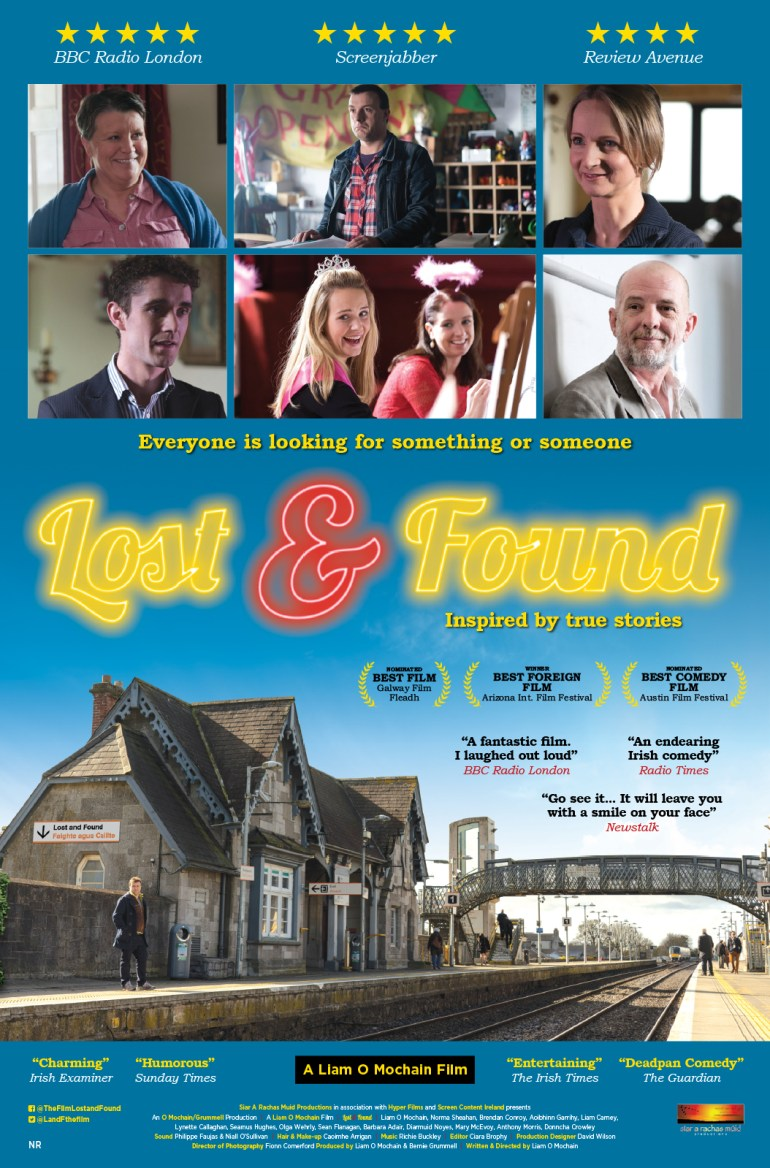Lost & Found North American Poster