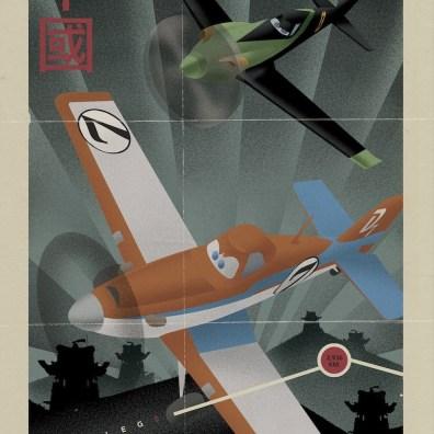 planes-vintage-poster-japan