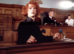 Hurt as Quentin Crisp in 1975's THE NAKED CIVIL SERVANT