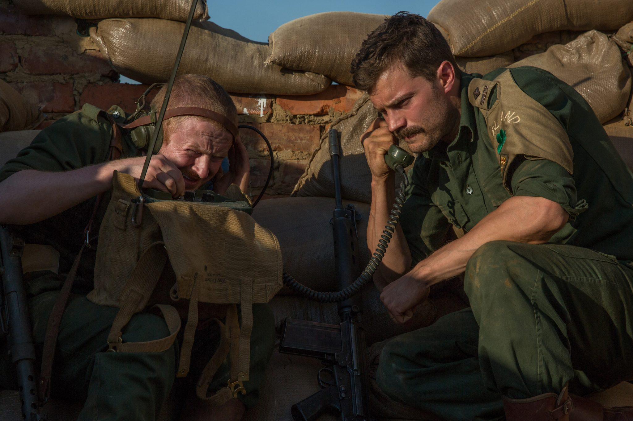 The Siege of Jadotville © Netflix/Parallel Films