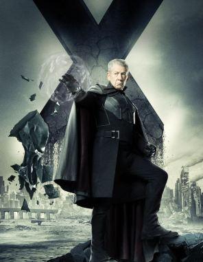 Ian McKellen as Erik Lehnsherr / Magneto