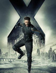 Hugh Jackman as Logan / Wolverine (Future)