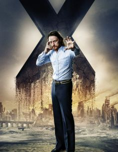 James McAvoy as Charles Xavier / Professor X