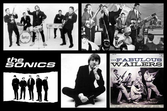 Sing Swan Songs #82: The Sonics, The Wailers & A Small History of Northwest Rock