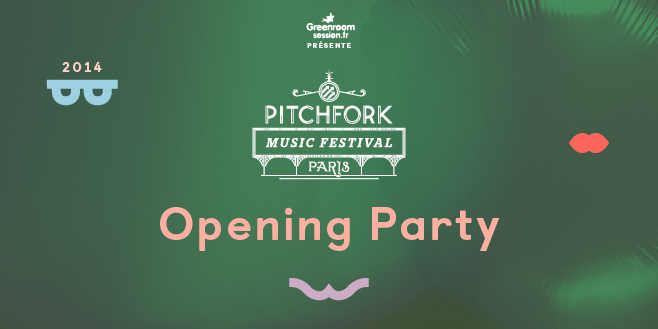 Pitchfork Paris