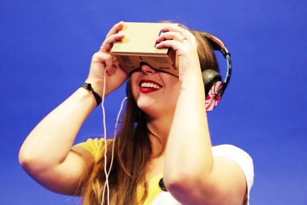 Jack White y su aplicación de realidad virtual Third-D