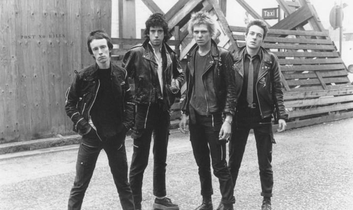 Nuevo documental sobre The Clash – New Year's Day '77