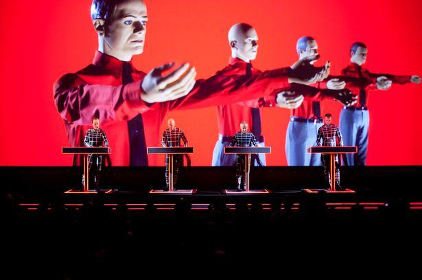 Kraftwerk 3D: en concierto en Barcelona