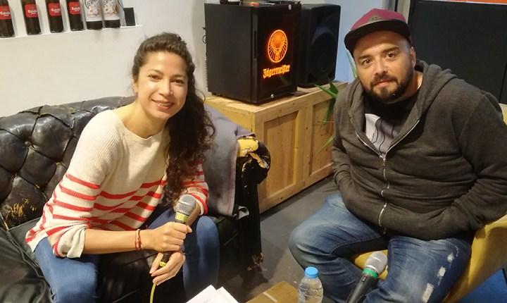 Via Aèria con Fernando Lagreca y Nicola Cruz