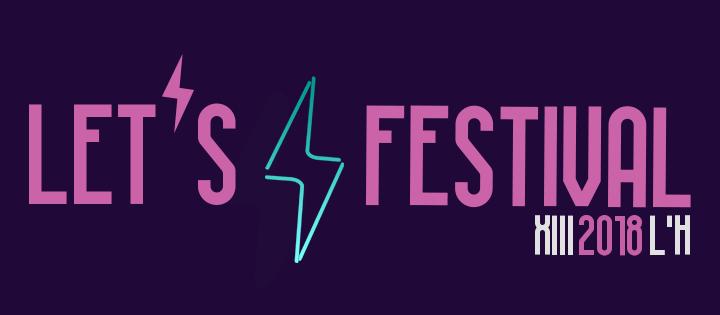 Let's Festival presenta su 13º edición