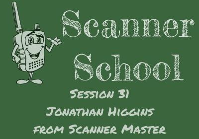 Jonathan Higgins from Scanner Master