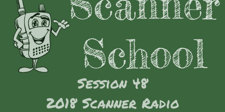 2018 Scanner Radio Holiday Buyer's Guide