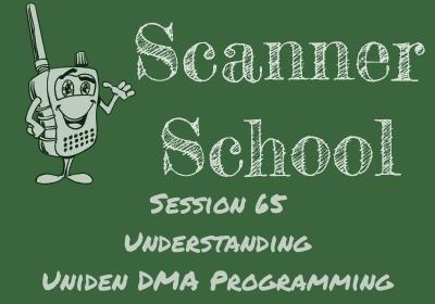 Understanding Uniden DMA Programming