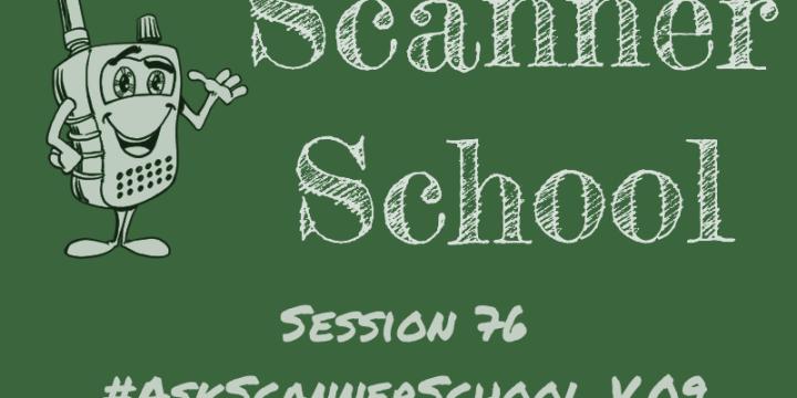#AskScannerSchool V.09