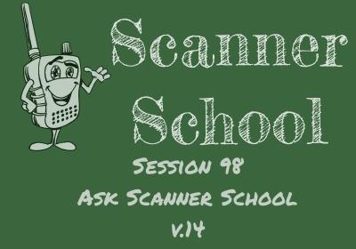 #AskScannerSchool V.14
