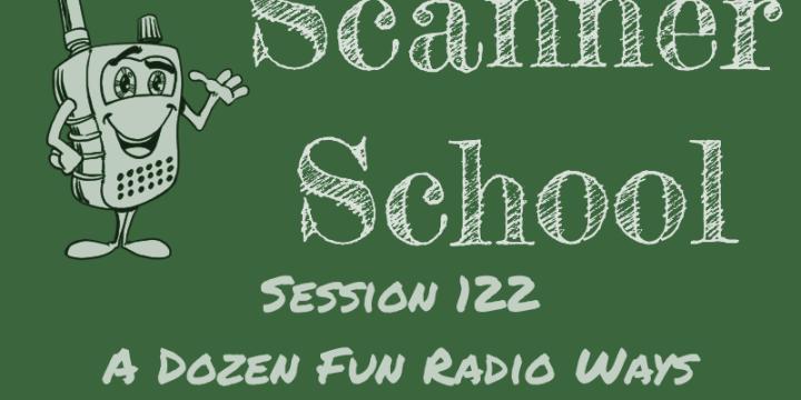 A Dozen Radio Fun Ways to Pass the Time