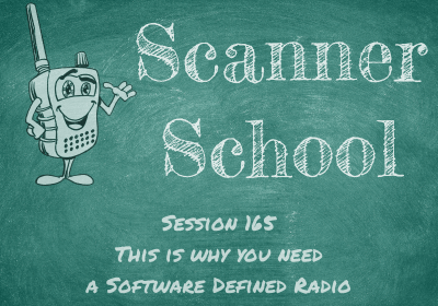This is why you need a Software Defined Radio