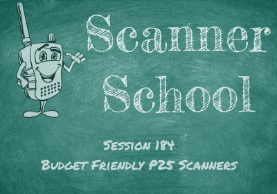 Budget Friendly P25 Scanners