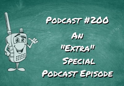 An Extra Special Podcast Episode