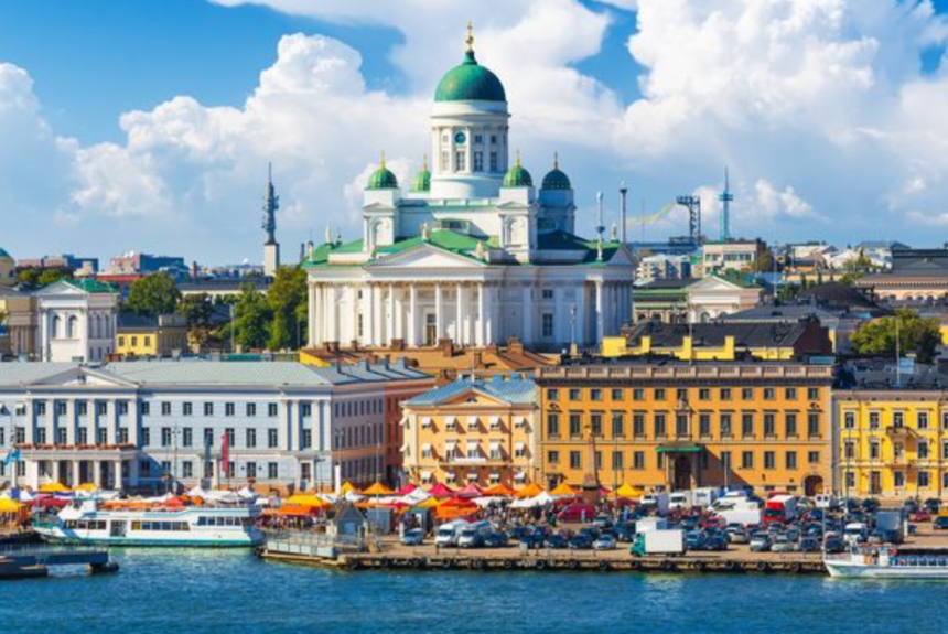 Finland is the world's happiest country – again