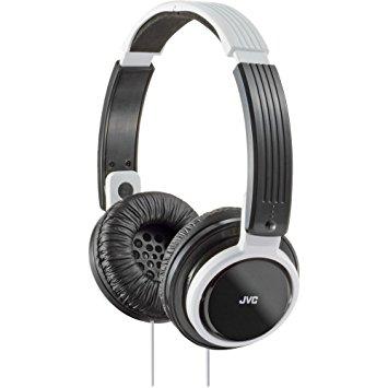 JVC RIPTIDZ On-Ear Headphones White
