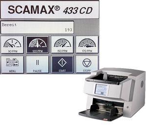 SCAMAX speed adjustable button